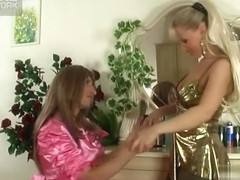 StraponSissies Movie: Irene B and Donald A