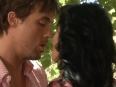 Picnic turns into a long-lusting cock-sucking fairy show