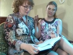 GirlsForMatures Video: Flo and Alana