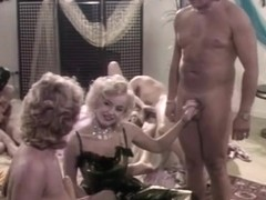Marilyn Dazzles in Maddest 80's Anal and double penetration Fuckfest! Part 1.