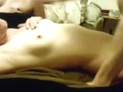 Threesome sex video with Wendy