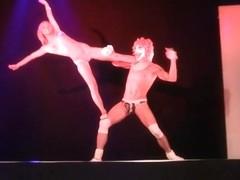 Marcello Bravo & Hally Thomas - Erotic Circus