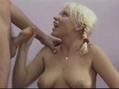 Blonde Getting Hot of His Penis