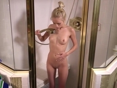 masturbate in shower