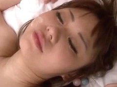 Horny Asian scene with JAV Censored,College scenes