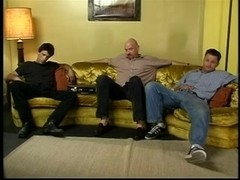 GROUP-SEX CREAMPIES two