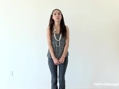 Ordinary Girl Extraordinary Audition - netvideogirls