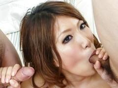 Fabulous Japanese girl Yume Mizuki in Incredible JAV uncensored Big Tits video