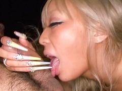 Hottest Japanese whore Rina Aina in Fabulous JAV uncensored Fingering scene