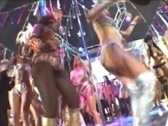 brazilian groupsex dance party orgy