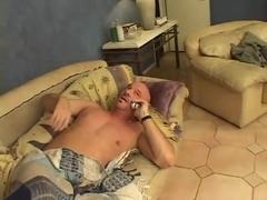 Chubby Brunette Nurse Pounding.