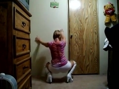 Excited butt pop livecam teenager record