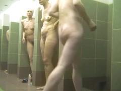 Hot Russian Shower Room Voyeur Video  39