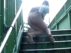 Jade Shuri Spank Butts