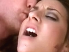 He cums five times during amateur threesome