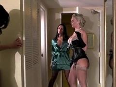 Kendra Lust, Phoenix Marie & Rachel Starr relax