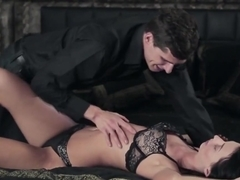 Hottest pornstars in Horny Anal, Lingerie xxx movie