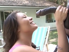Amazing pornstar Mena Li in crazy big cocks, cumshots sex movie