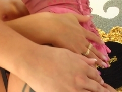 Sperm Swap Candy and Chaya are hot swapping massive sperm