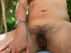 Horny pornstar in Crazy Yoga, Hairy sex clip