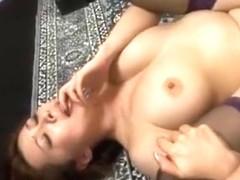 Crazy Japanese whore Yumi Kazama in Incredible Fingering, Big Tits JAV scene
