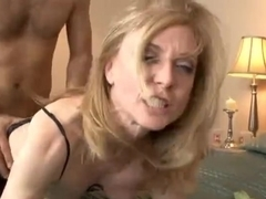 Nina Hartley & Stephanie Swift exchange partners
