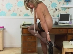 Exotic pornstar Louise Pearce in Best Brunette, MILF adult video