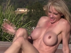 Incredible pornstar in Exotic Big Tits, Blonde xxx movie