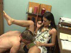 Exotic pornstars Kelsi Monroe, Abella Danger, Jada Stevens in Horny Threesomes, Tattoos porn scene