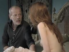 Agathe Bonitzer & Julie Depardieu - 'The Three-Way Wedding' (2010)