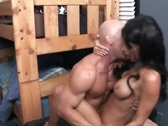 Jessica Jaymes and Johnny Sins screw so hard