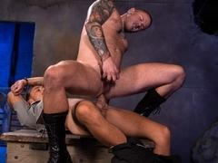 Horny pornstars India Summer, Steven St. Croix in Fabulous Cumshots, Big Cocks xxx movie