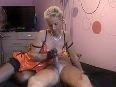 HOT FUCK #161 (German Cougar) She know how to fuck!