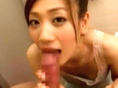 Exotic Japanese model Kaori Maeda in Best Showers, Facial JAV clip