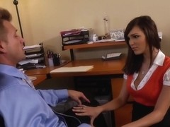 Holly Michaels & Bill Bailey in Naughty Office