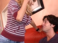 Blake Rose & Seth Gamble in My Friend Shot Girl