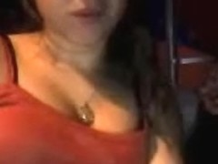 Amateur webcam video shows me exposing my pussy