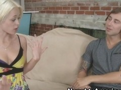 Rebecca Blue & Chad Alva in My Dad Shot Girlfriend
