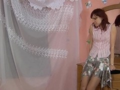 Anal-Pantyhose Clip: Gladys and Nicholas