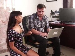 MommyBB Busty MATURE MOM fucking the young computer wiz