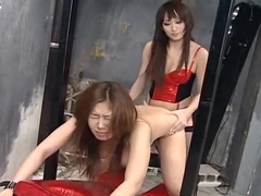 Amazing Japanese slut in Exotic BDSM, Amateur JAV movie