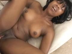 CreampieEbony Video: Lil Precious