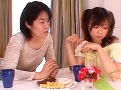 Exotic Japanese girl Saki Ninomiya in Amazing Cunnilingus JAV video