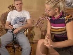 StraponScreen Scene: Susanna and Connor A