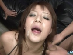 Real Japanese Group Sex Uncensored Vol 3 - More at javhd.net