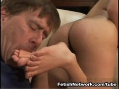 EliteSmothering Clip: Breathplay With Feet