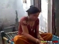 Indian Housewife Gets Fucked