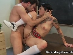 Daisy Sparks in Delinquents