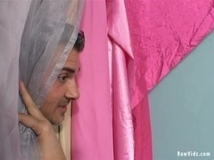 RawVidz Video:  Pigtails for a Dirty Babe
