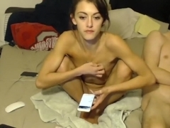 extremely thin porn sex images of lesbians